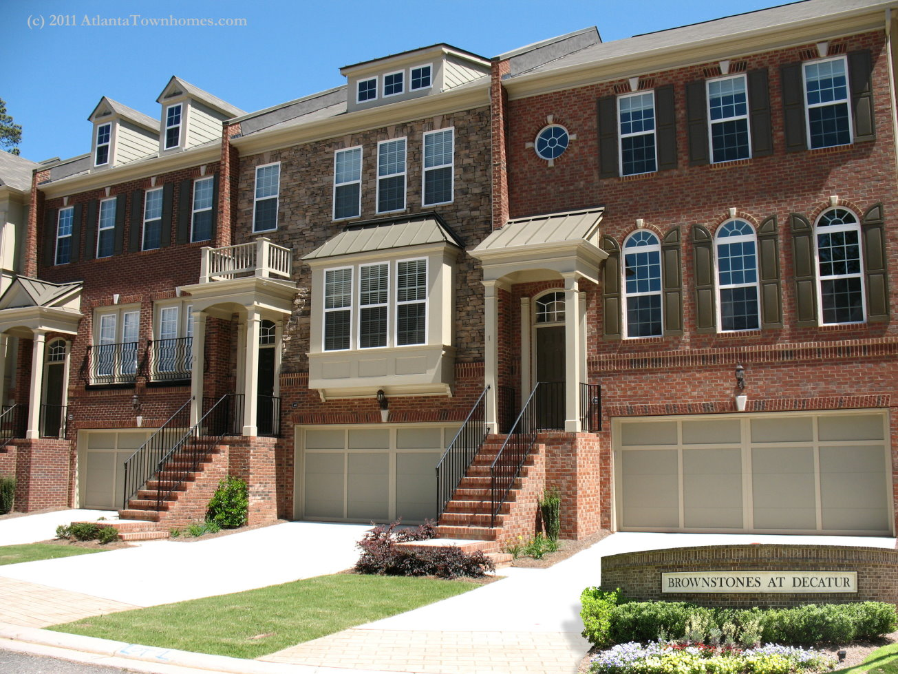 Brownstones At Decatur Townhomes